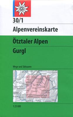 30/1 Ötztaler Alpen - Gurgl