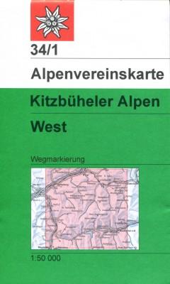 34/1 Kitzbühler Alpen West