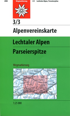 3/3 Lechtaler Alpen Parseier