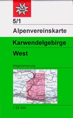 5/1 Karwendelgebirge West