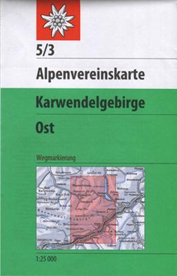 5/3 Karwendelgebirge Ost
