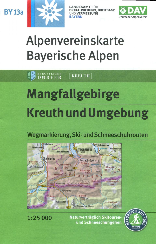 BY13a Mangfallgebirge