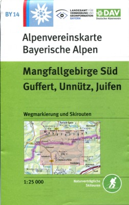 BY 14 Mangfallgebirge
