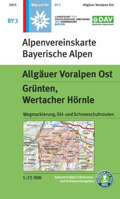 BY 3 Allgäuer Voralpen Ost