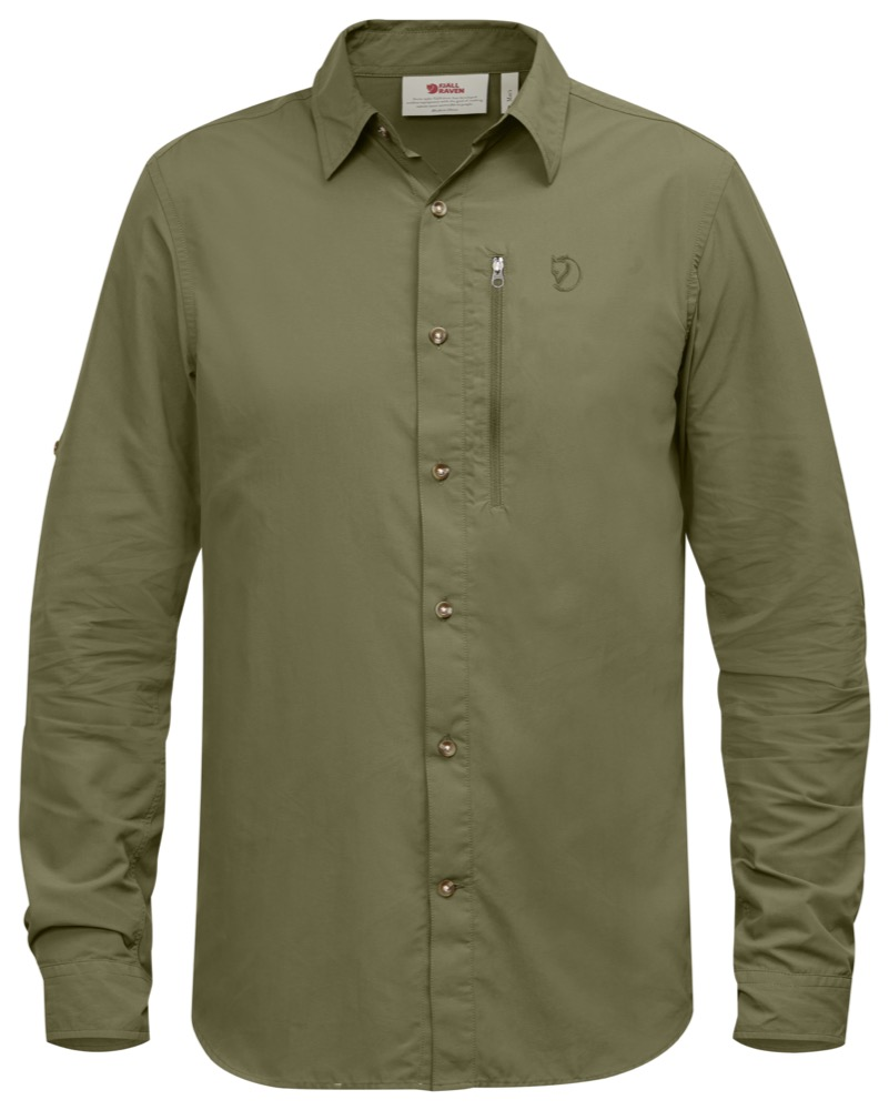 Abisko Hike Shirt LS