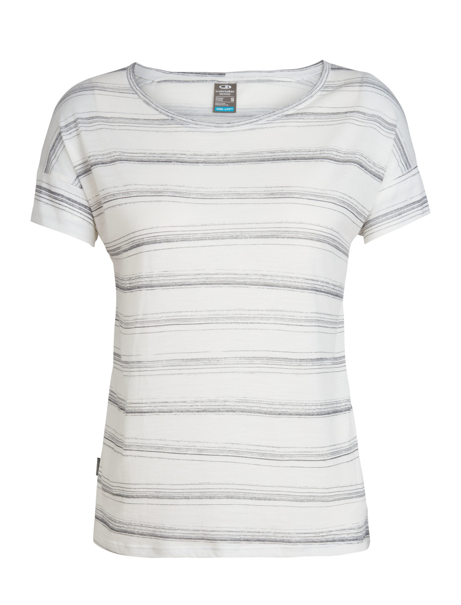 Cool-Lite™ Via Short Sleeve Scoop Damen