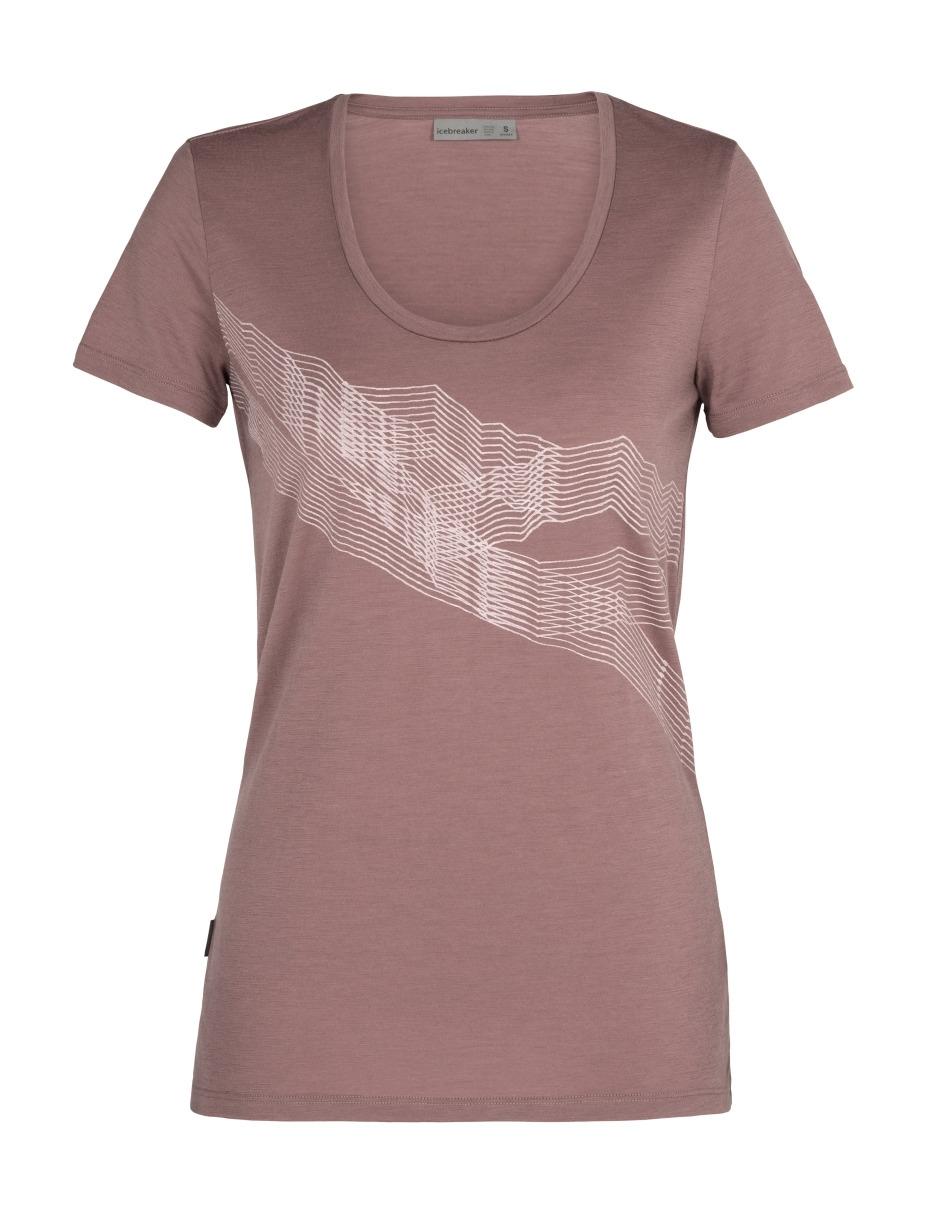 ST. ANTON T-Shirt Damen