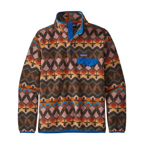 LIGHTWEIGHT SYNCHILLA SNAP-T Pullover Damen