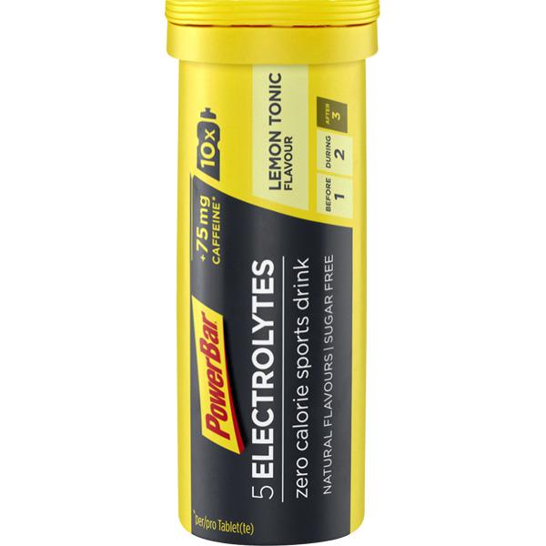 5 ELECTROLYTES Sports Drink Tonic Lemon