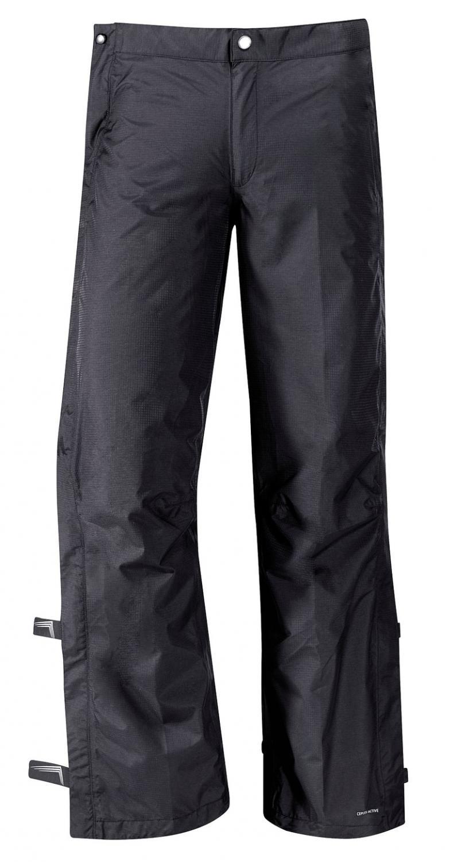 Me Yaras Rain Zip Pants black