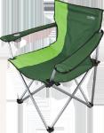 Camping-Stuhl mit Armlehne