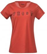 BACKPACK WOOL T-Shirt Damen
