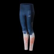 Premium Printed Impact Run Leggings Woman