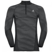 BLACKCOMB Funktionsunterwäsche Langarm-Shirt mit Stehkragen