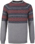 Knit Sweater Inversed Nordic