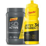 Isoactive Lemon 600g Bottle Onpack