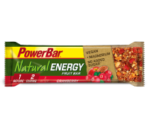 Natural Energy Fruit &Nut à 40g, Cranberry