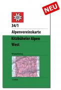 34/1 Kitzbühler Alpen Weg