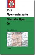 35/3 Zillertaler Alpen Ost
