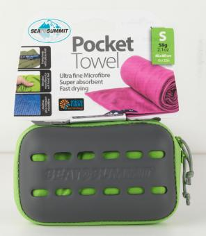 Pocket Towel Small 40cm x 80cm