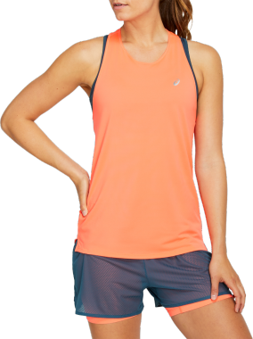 RACE SLEEVELESS