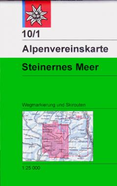 10/1 Steinernes Meer Wege