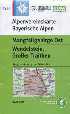 16 Ennstaler Alpen-Gesäuse