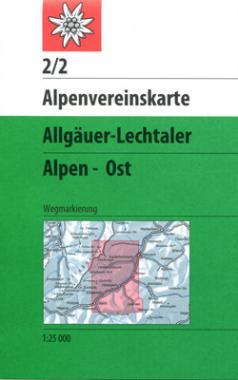 2/2 Allgäuer-Lechtaler Alpen Ost