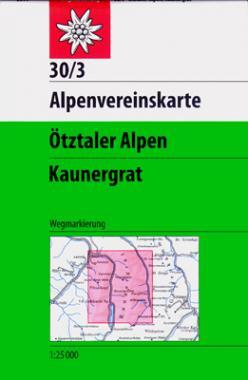 30/3 Ötztaler Alpen Kaunerg