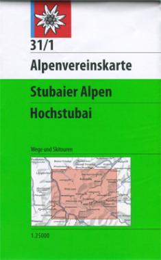 31/1 Stubaier Alpen Hochstubai