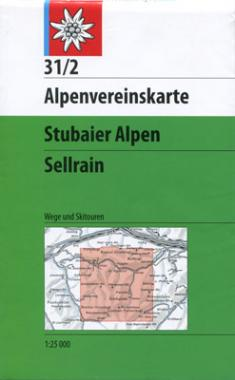 31/2 Stubaier Alpen Sellrain