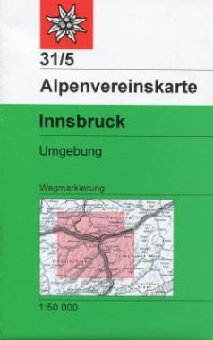 31/5 Innsbruck und Umgebung