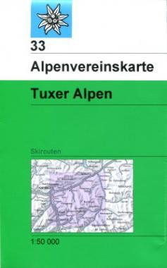33 Tuxer Alpen Ski