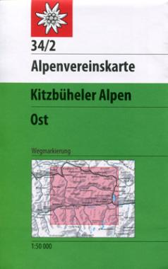 34/2 Kitzbühler Alpen Ost