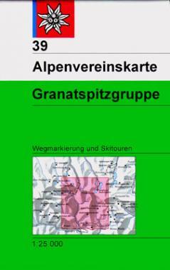 39 Granatspitzgruppe