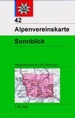 42 Sonnblick Wege+Ski