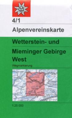 4/1 Wetterstein-Mieminger