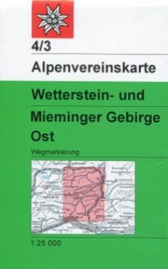 4/3 Wetterstein-Mieminger Ost