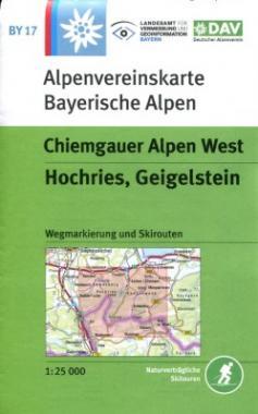 BY 17 Chiemgauer Alpen West