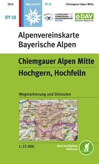 BY 18 Chiemgauer Alpen Mitte