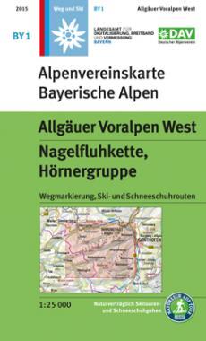 BY 1 Allgäuer Voralpen West