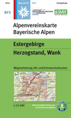 BY 9 Bayerische Alpen