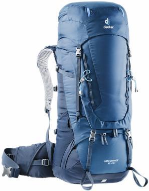 AIRCONTACT 45 + 10 Liter Rucksack