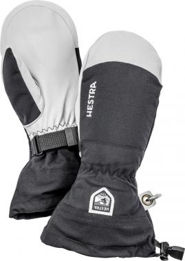 Army Leather Heli Ski Mitten