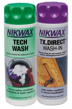 TECH WASH + TX DIRECT 2x300ml