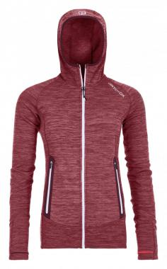 FLEECE LIGHT MELANGE HOODY Women