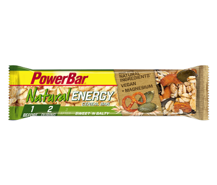 NATURAL ENERGY Cereal Sweet&Salty 40g