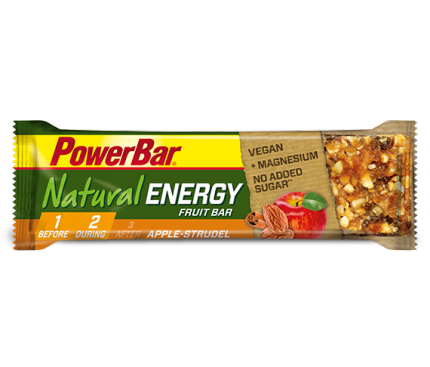 Natural Energy Fruit &Nut à 40g, Apfelstrudel