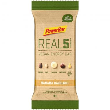 REAL5 + Magnesium Banana Hazelnut 65g
