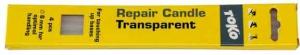 Repair Candle 6mm transparent